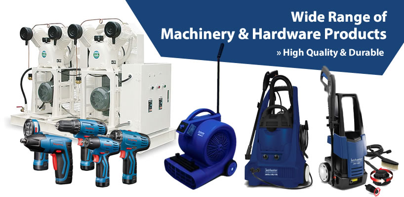 Quality Hardware And Machinery Supply