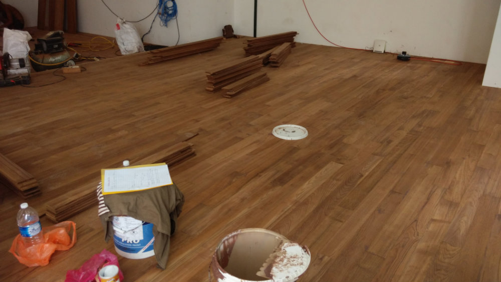 Merbao Solid Floor