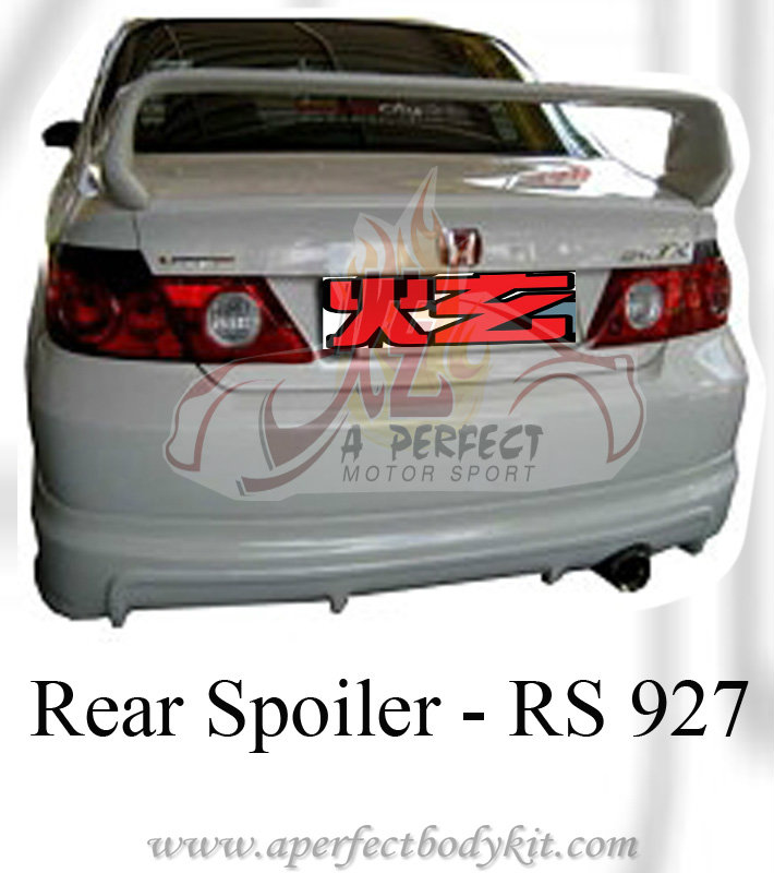 Honda City 2006 Rear Spoiler