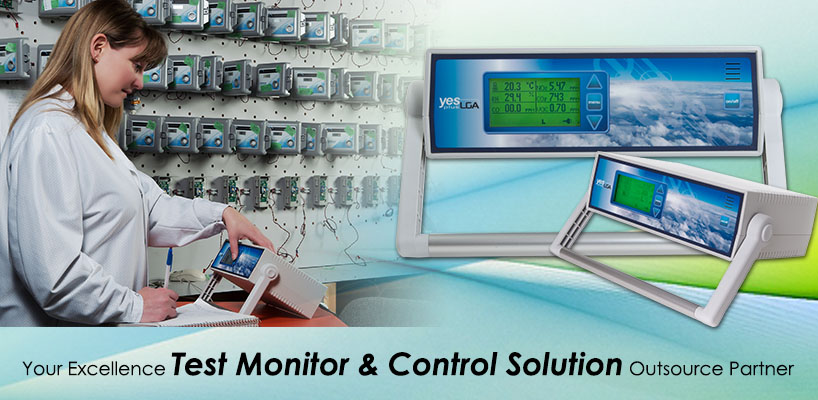 ExcelTest Monitor & Control