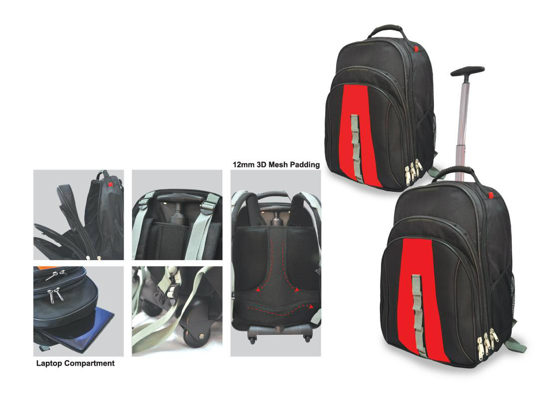 BPS23-3 Trolley Backpack