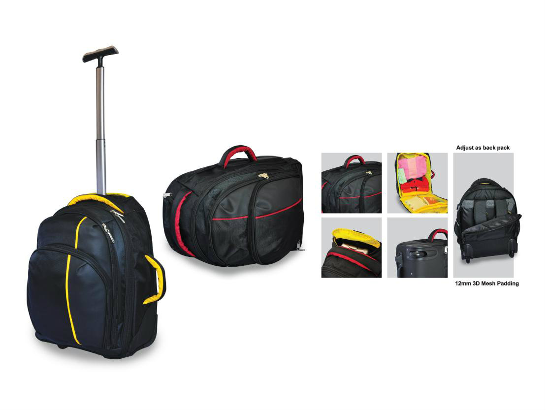 BPS23-1 Trolley Backpack