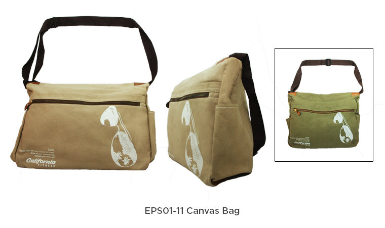 EFS01-11 Canvas Bag