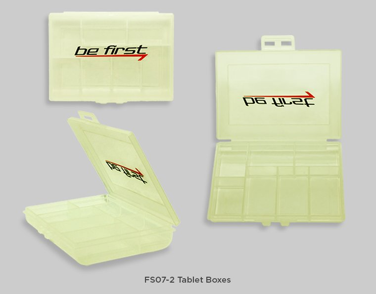 FS07-2 Tablet Boxes