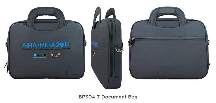 BPS04-7 Document Bag