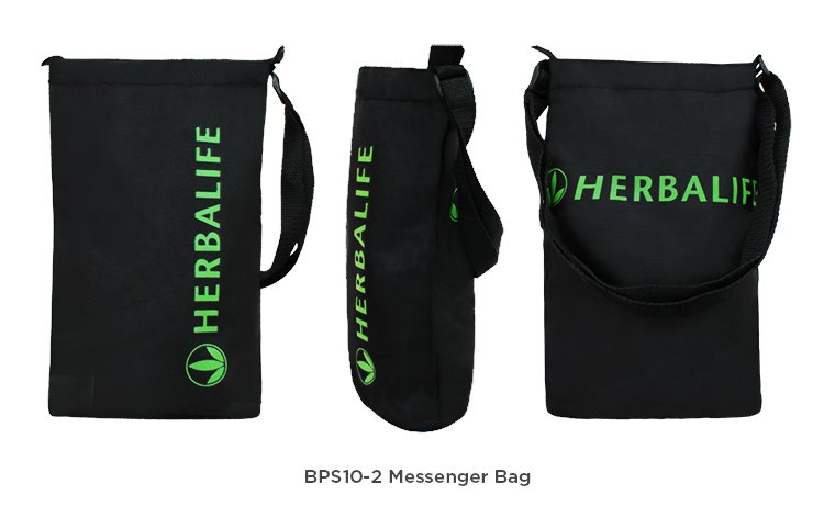 BPS10-2 Messenger Bag