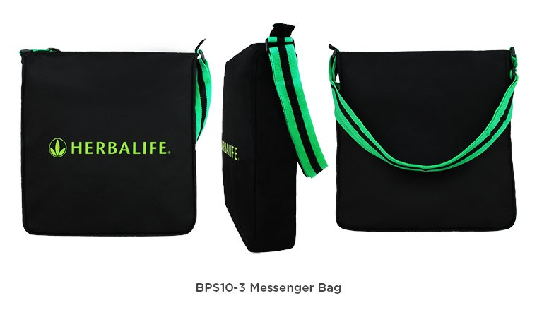 BPS10-3 Messenger Bag