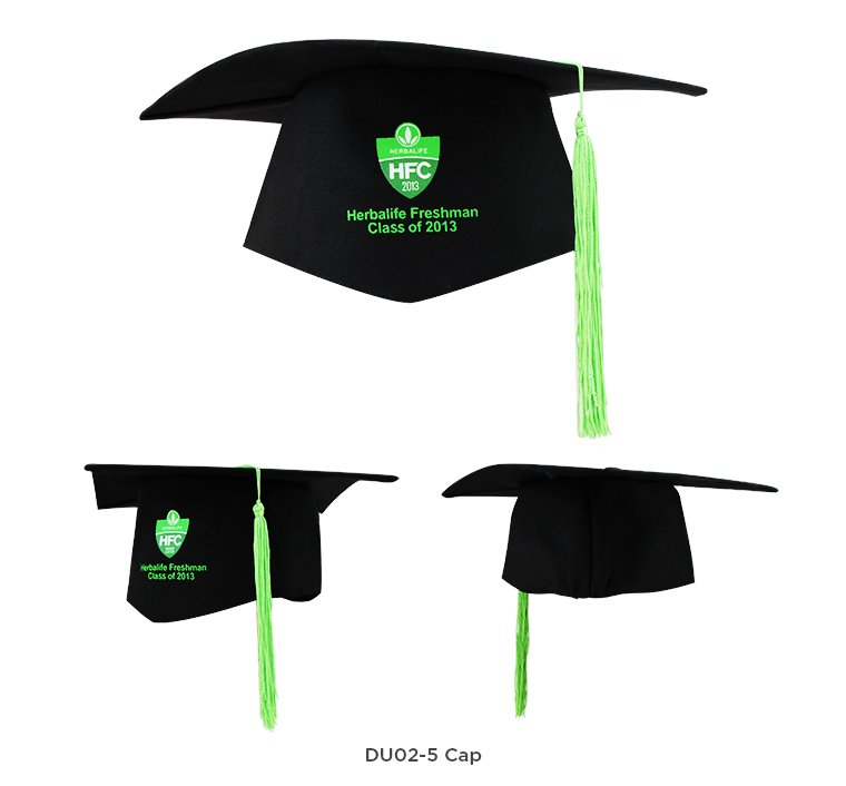 DU02-5 Graduation Cap / Hat