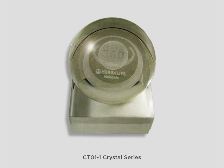 CT01-1 Crystal Series