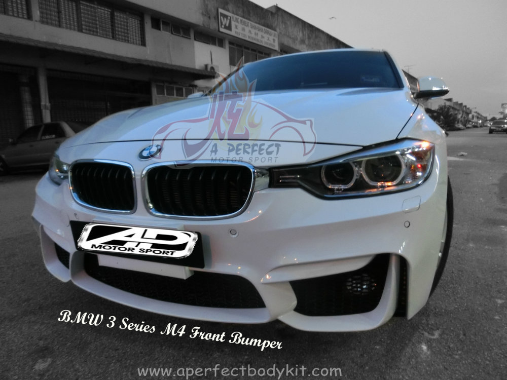 bmw 3 series m4 front bumper bmw f30 2015 m3 johor bahru jb