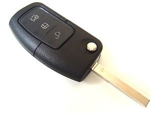 Ford Genuine 3B Flip Key