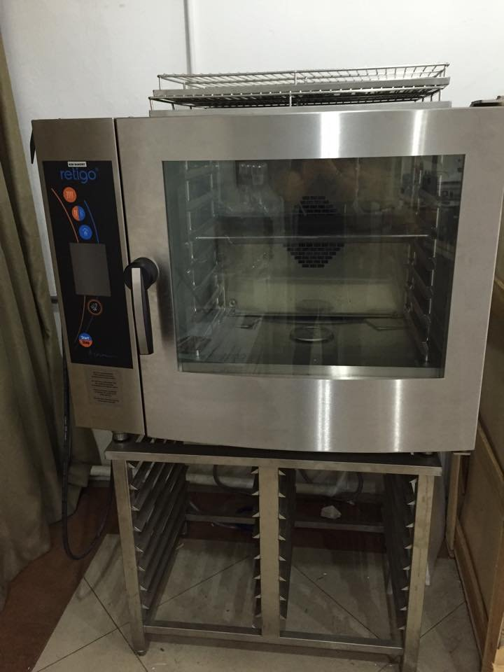 GERMANY COMBI OVEN DISPLAY SET FOR SALE