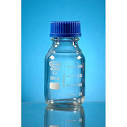 Laboratory Bottle, Clear