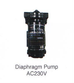 Diaphragm Pump AC230V