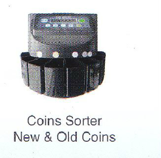 Coins Sorter New and Old Coins