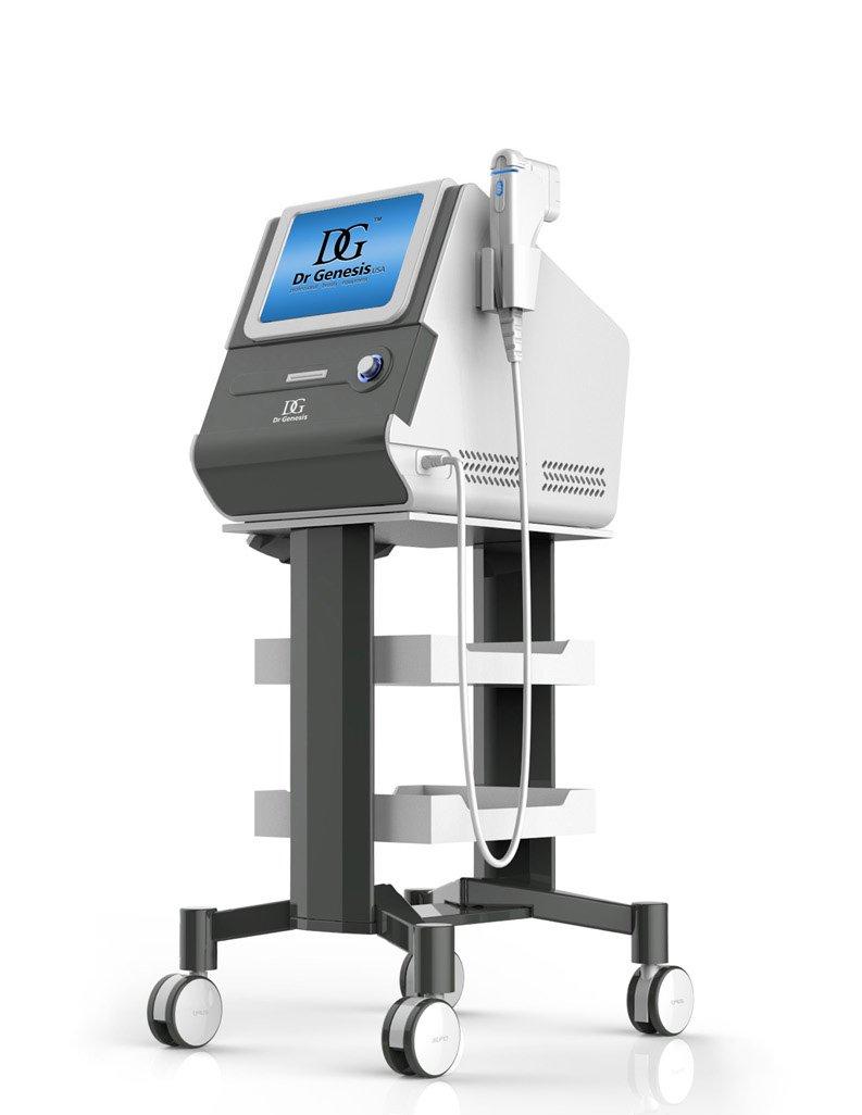 Hifu professional beauty equipment dr genesis for A b salon equipment