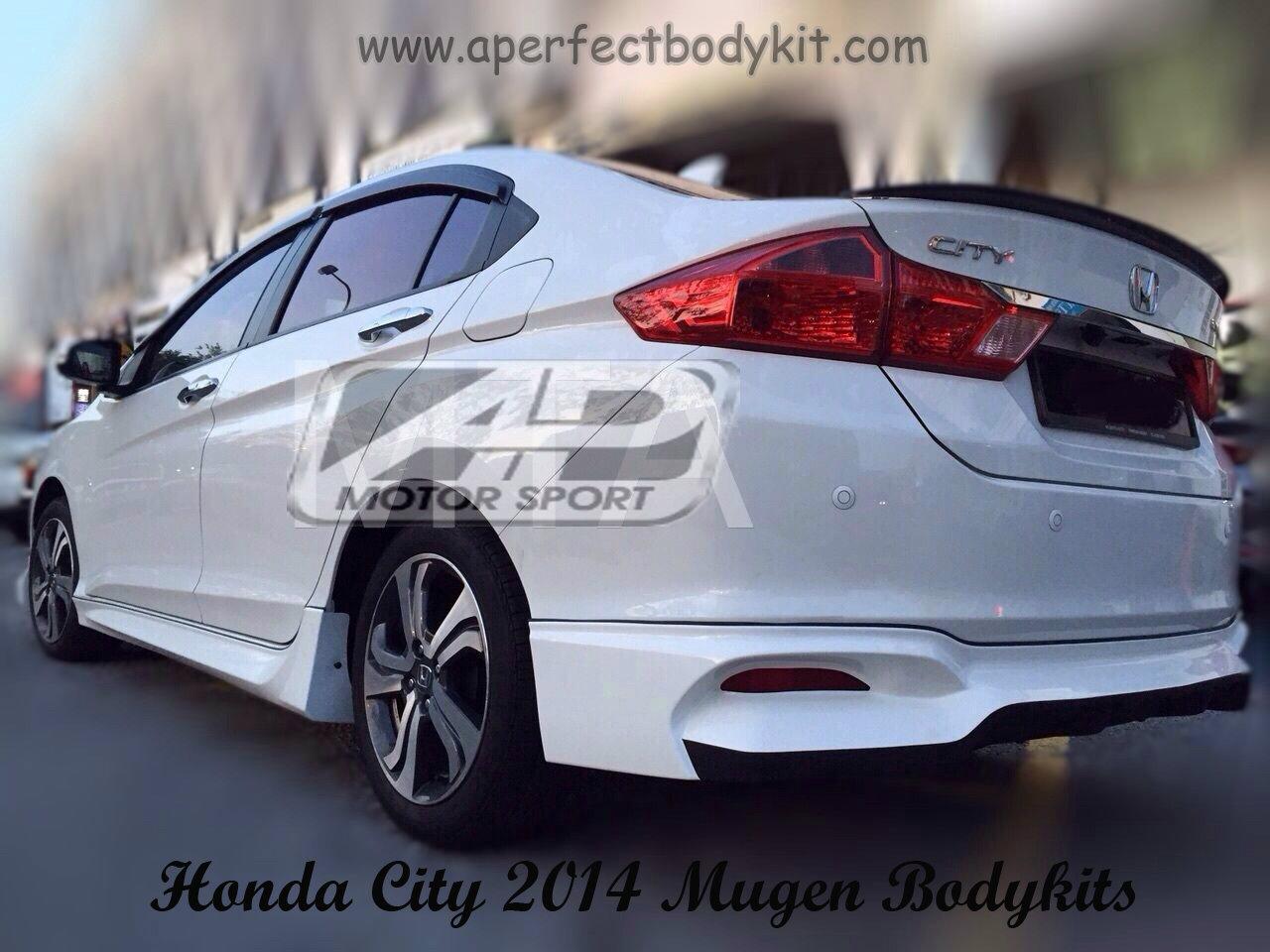 Honda City 2014 Mugen Bodykits Honda City 2014 Johor Bahru