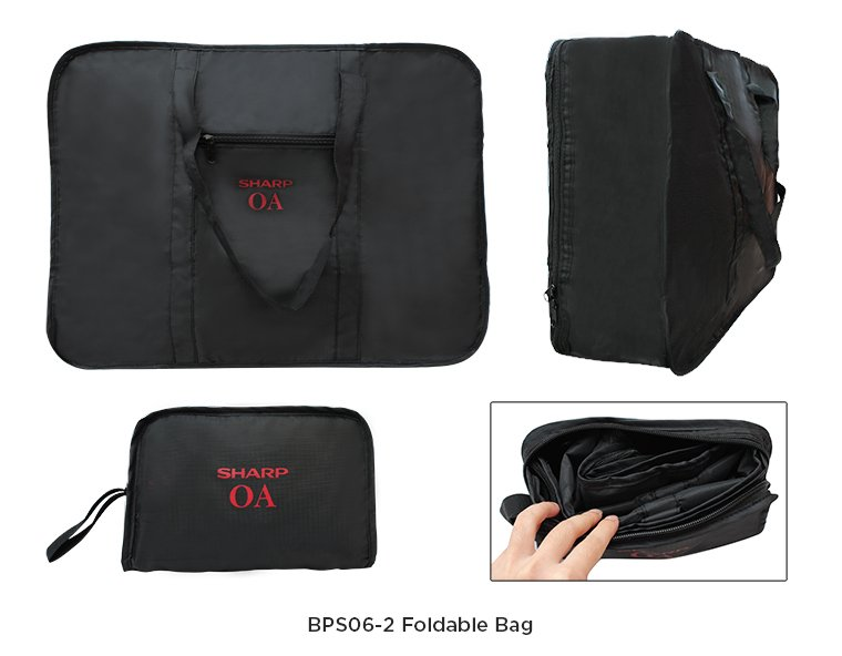 BPS06-2 Foldable Bag