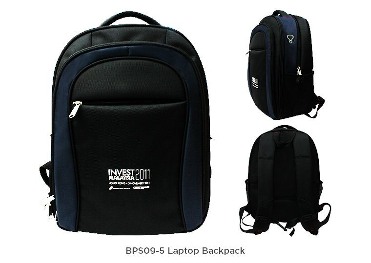 BPS09-5 Laptop Backpack