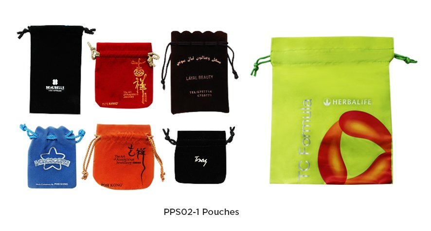 PPS02-1 Pouches