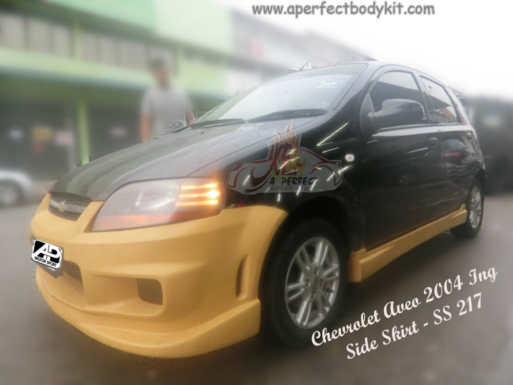 Chevrolet Aveo 2004 Ing Bumperkits Chevrolet Aveo Jb Johor Bahru