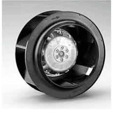 Inline Fan / Blower Wheel