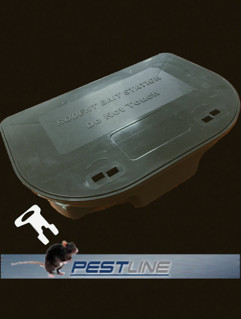 Pestline Rat Bait Station RBS 1
