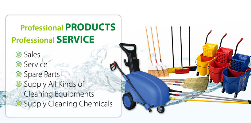 AS Cleaning Equipment