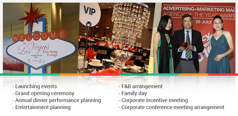 Novel Event Management