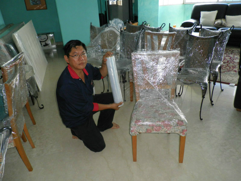 Furniture packing Services 包装家俱