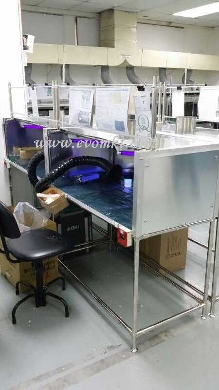 UV Inspection Work Station