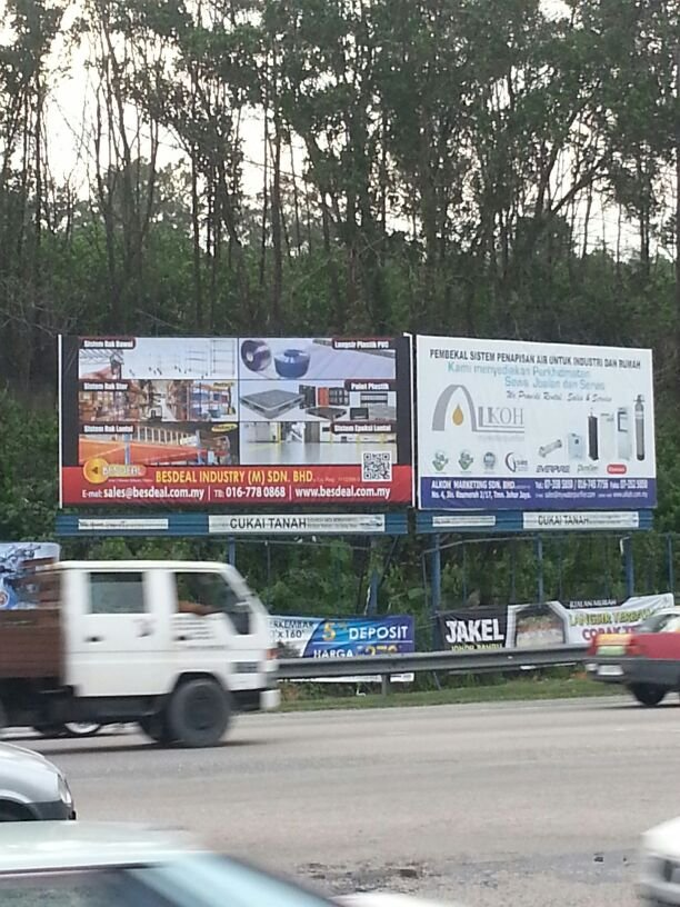 Besdeal Billboard