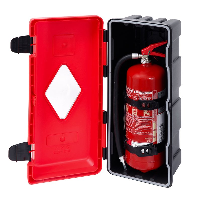 Weatherproof Fire Extinguisher Cabinet