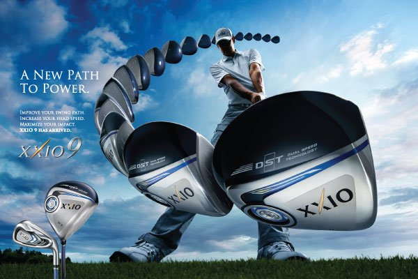 XXIO9 Worlds No 1 Selling Golf Clubs are available in Mens and Ladies Models at our GolfStore!