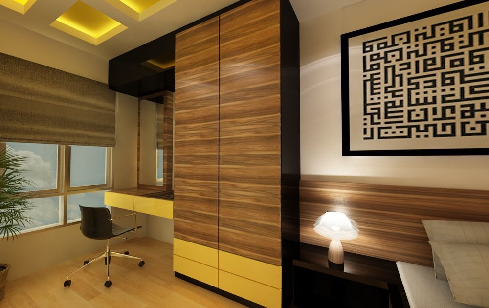 adda height. bedroom design.