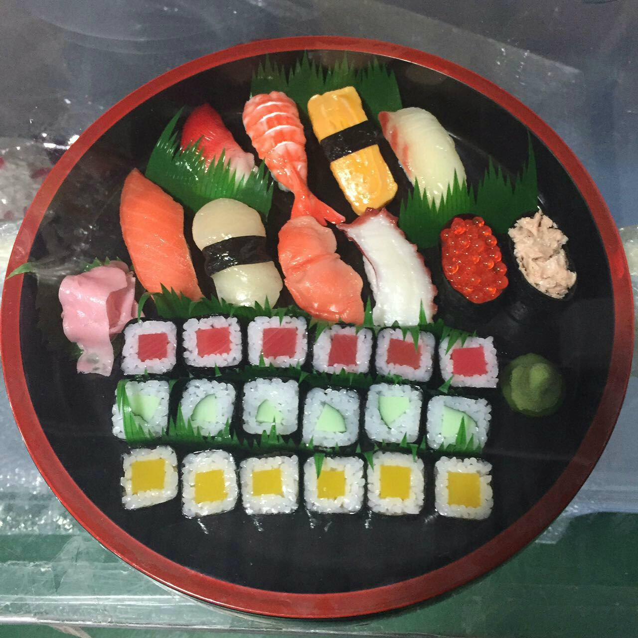Japanes sample Food Model