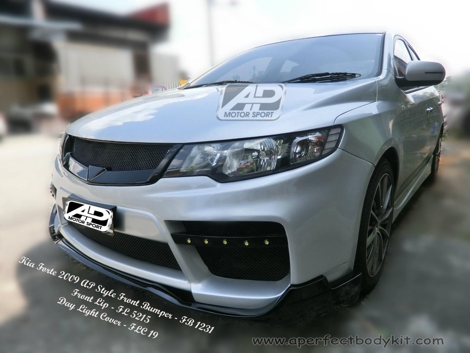 2012 Kia Forte Koup >> Kia Forte 2009 AP Style Front Bumper Kia Forte Johor Bahru JB Malaysia Body Kits, A Perfect ...