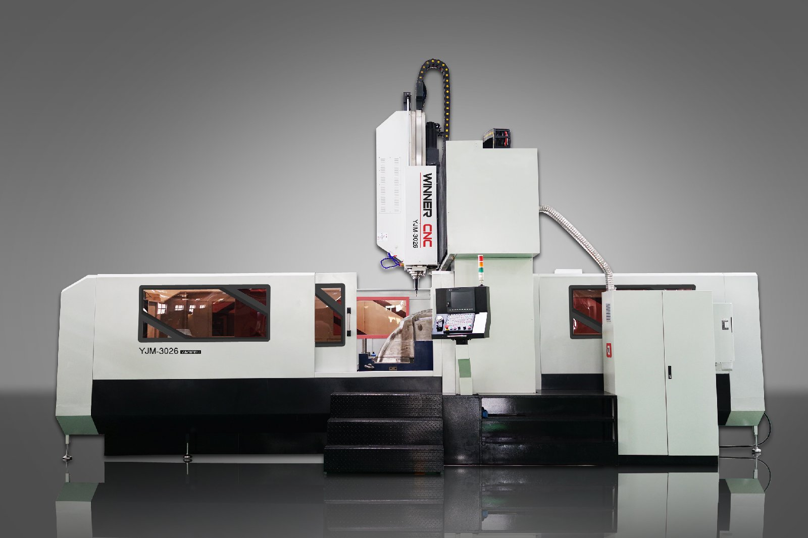 CNC Gantry Milling Machine