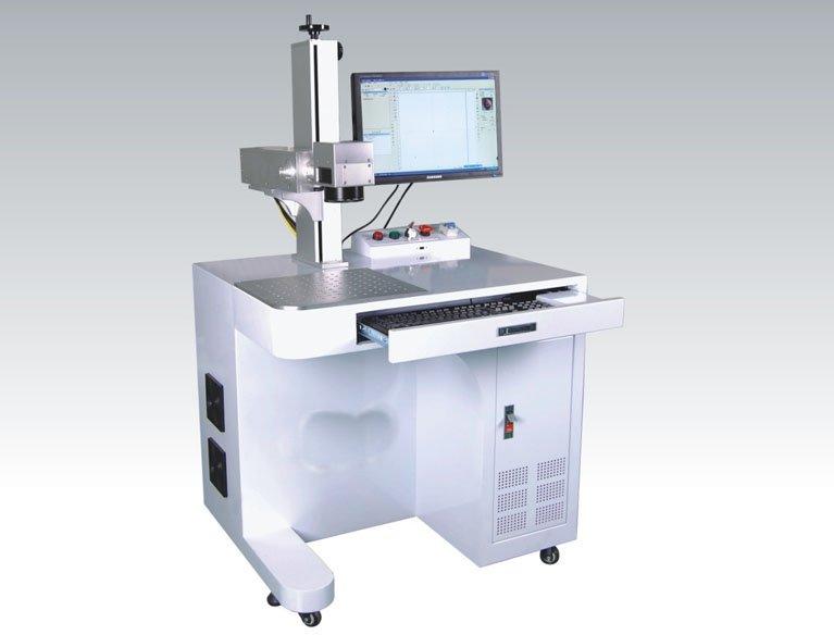 fiber optic laser engraving machine
