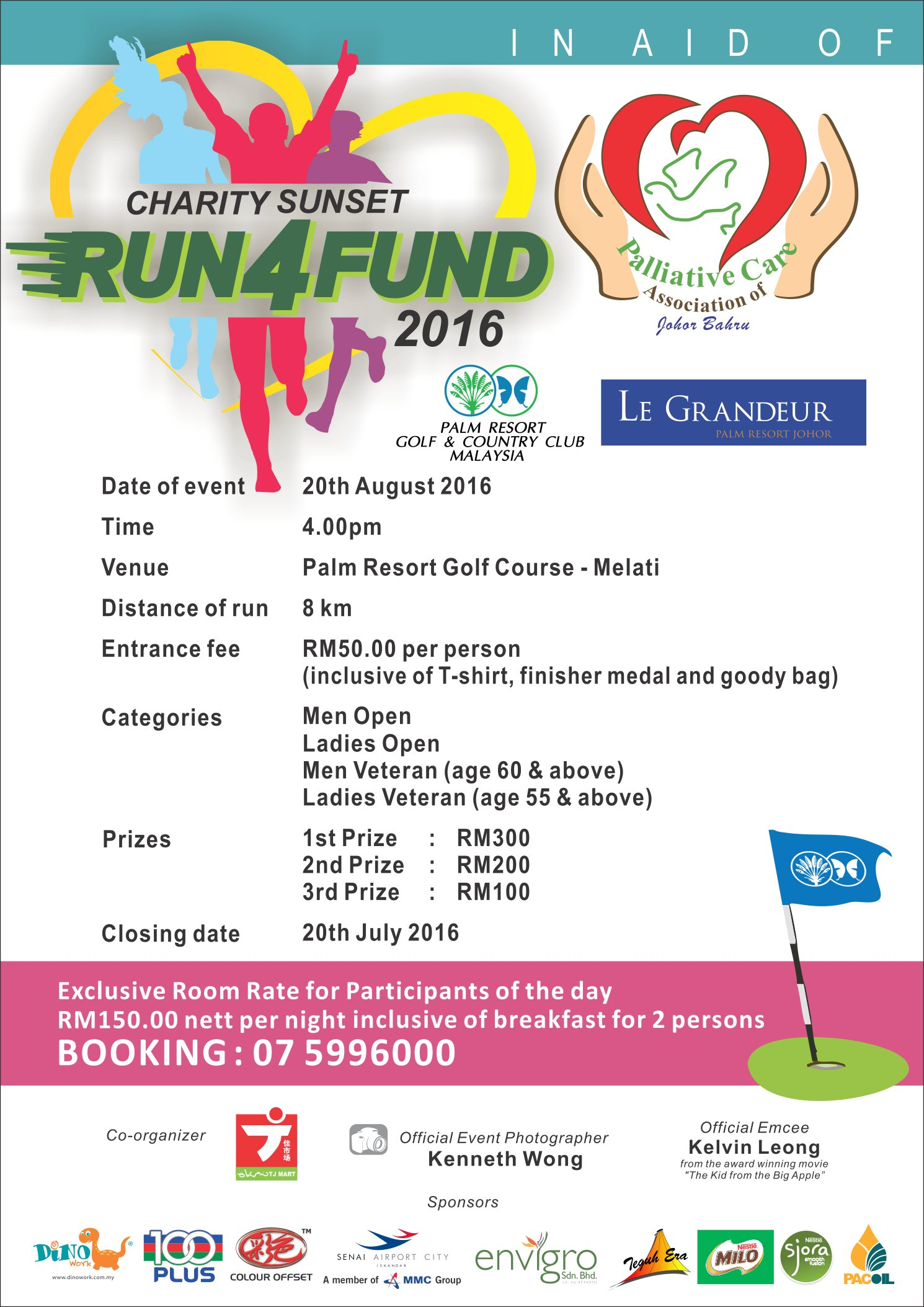 Run4Fund 2016 by Palm Resort