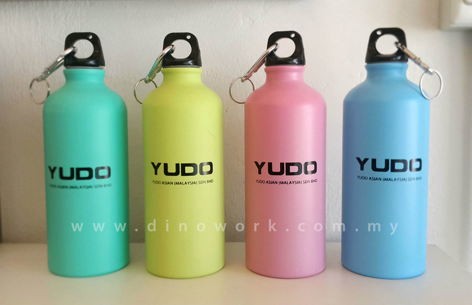 Aluminium Sport Bottle 600ml