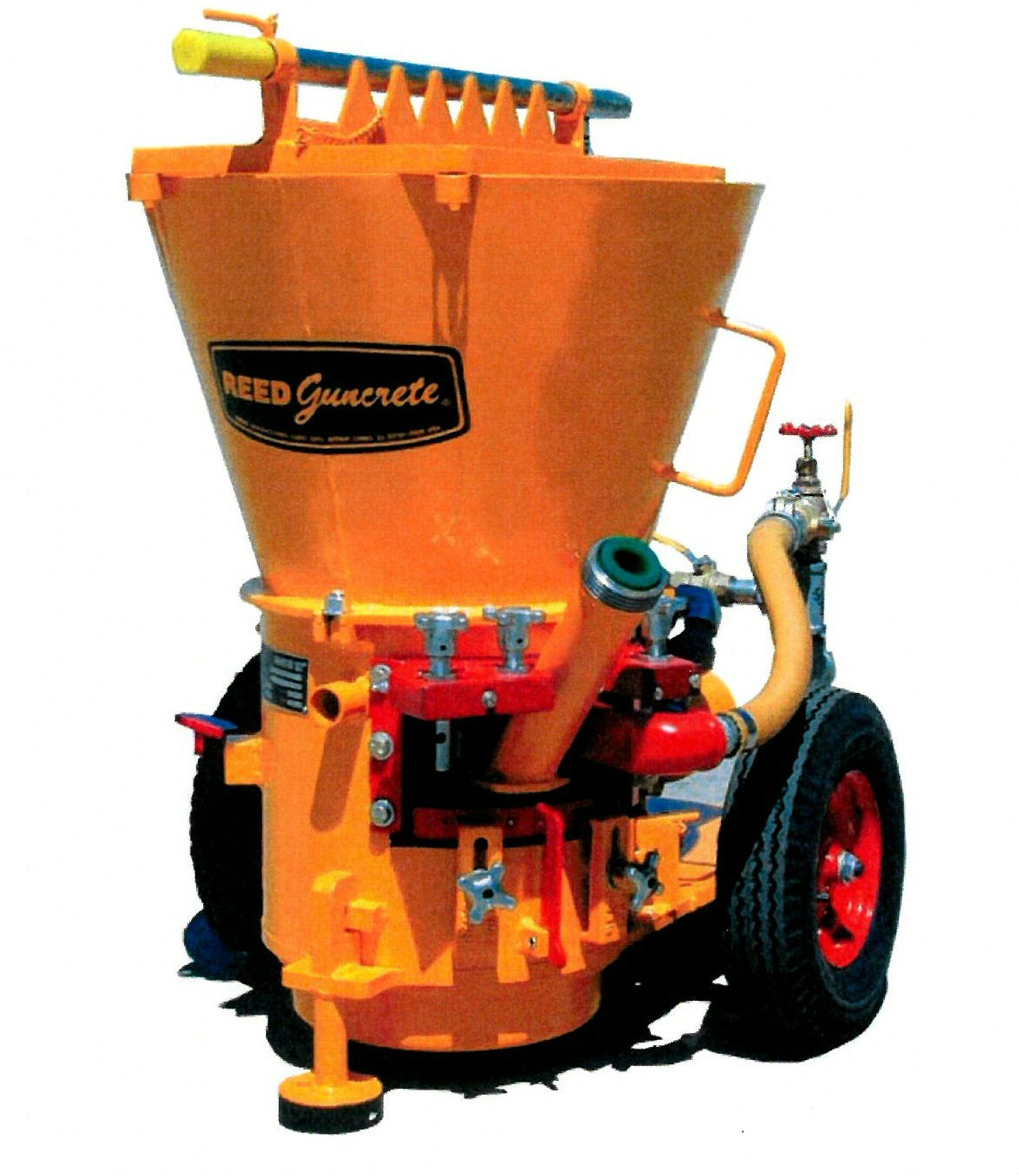 Shotcrete Pump (CLICK-IN FOR DETAILS)