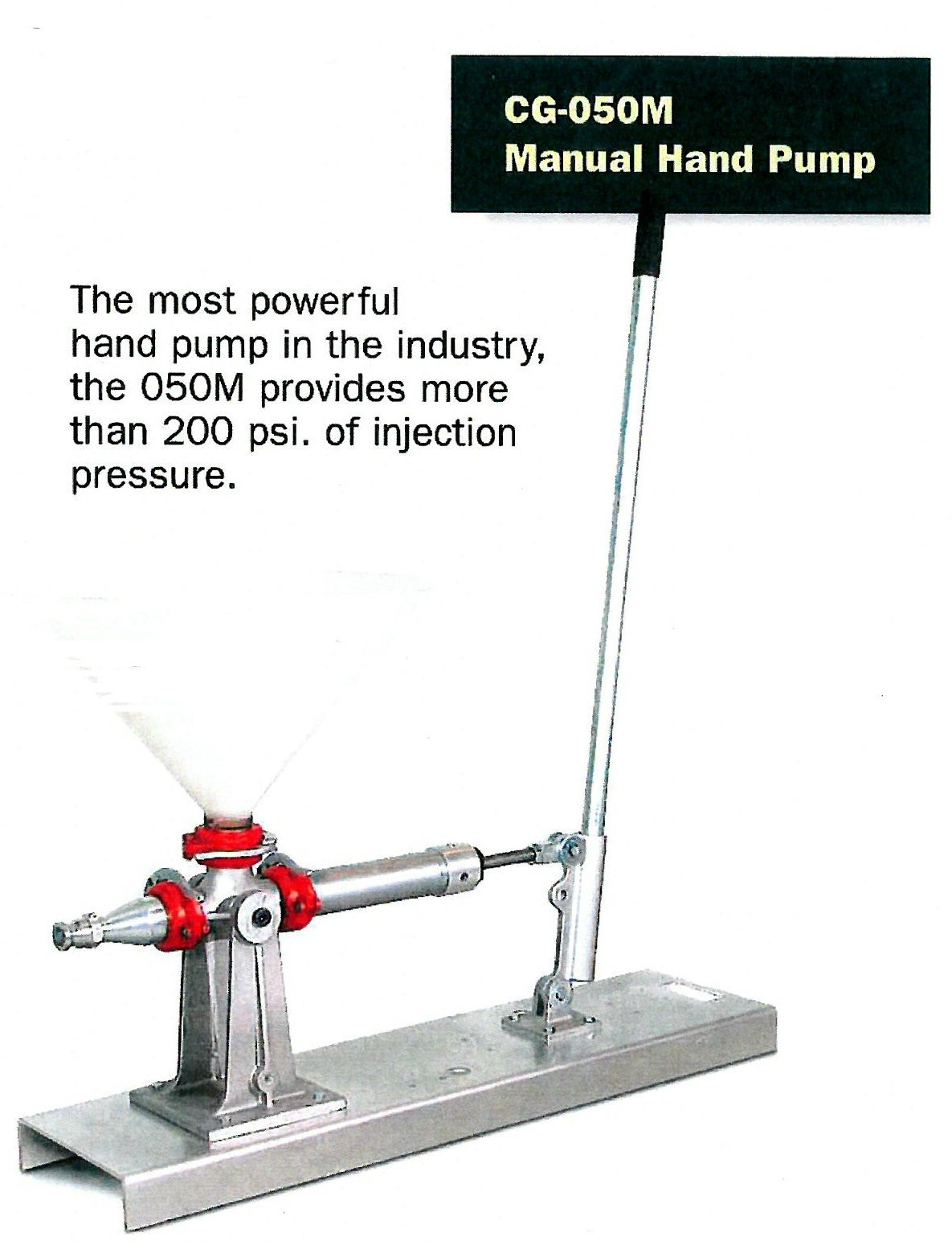 Manual HandPump (CLICK-IN FOR DETAILS)