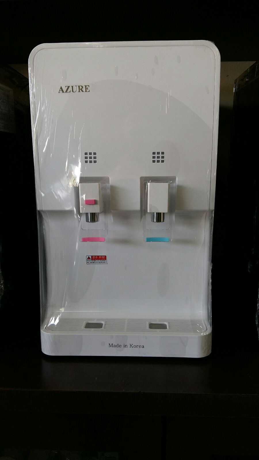 HOT & COLD WATER DISPENSER ( ECO )