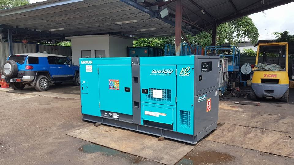 all new 150kva for rent and sale