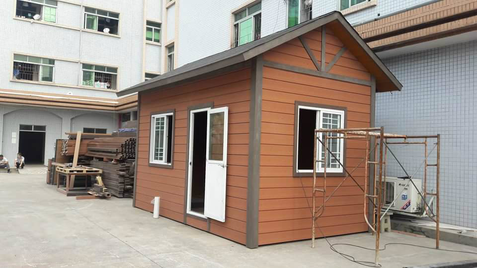Prefabricated cabin House