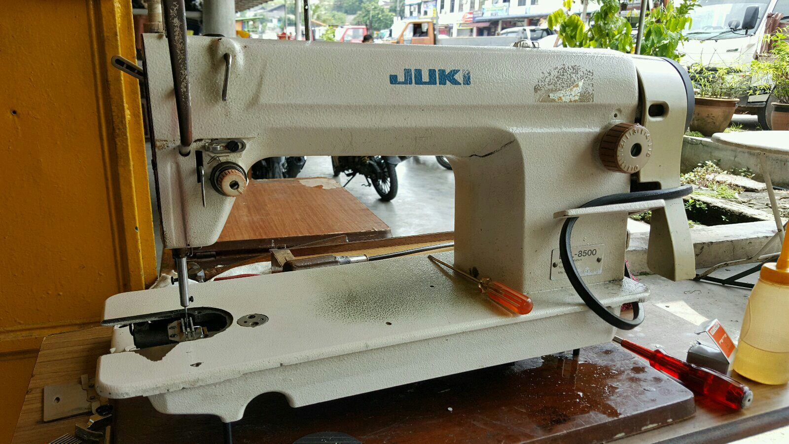 Repai Juki Hi Speed Lockstitch Machine@@@