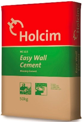 Mansory Cement  Holcim Easy Wall (Walcrete)