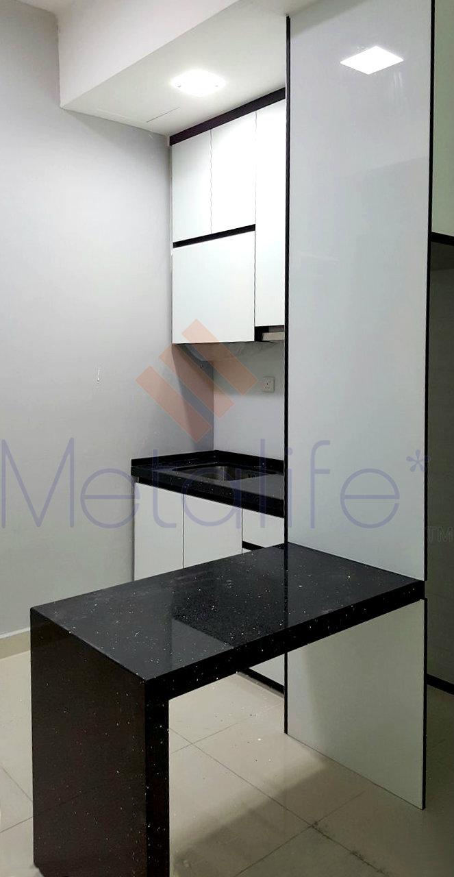 Aluminium Kitchen Cabinet Aluminium Kitchen Cabinet Johor