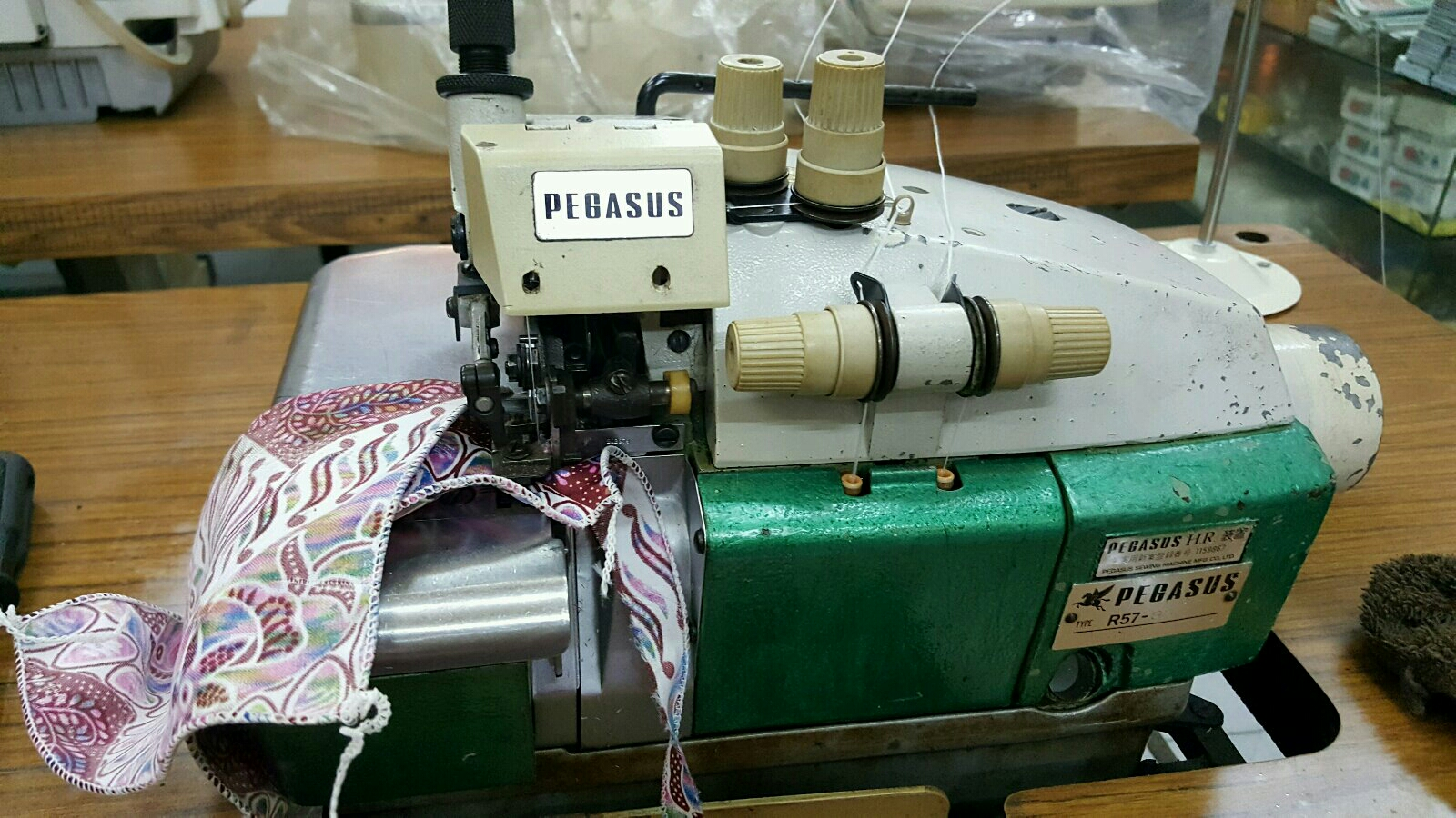 pegasus overlock 2nd machine@@@